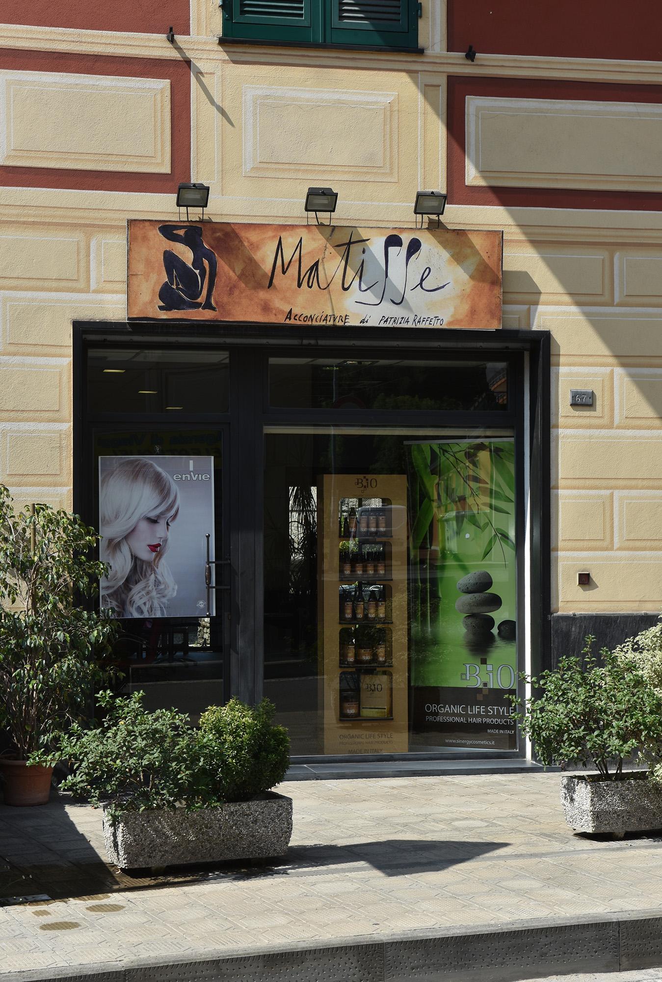 Matisse acconciature