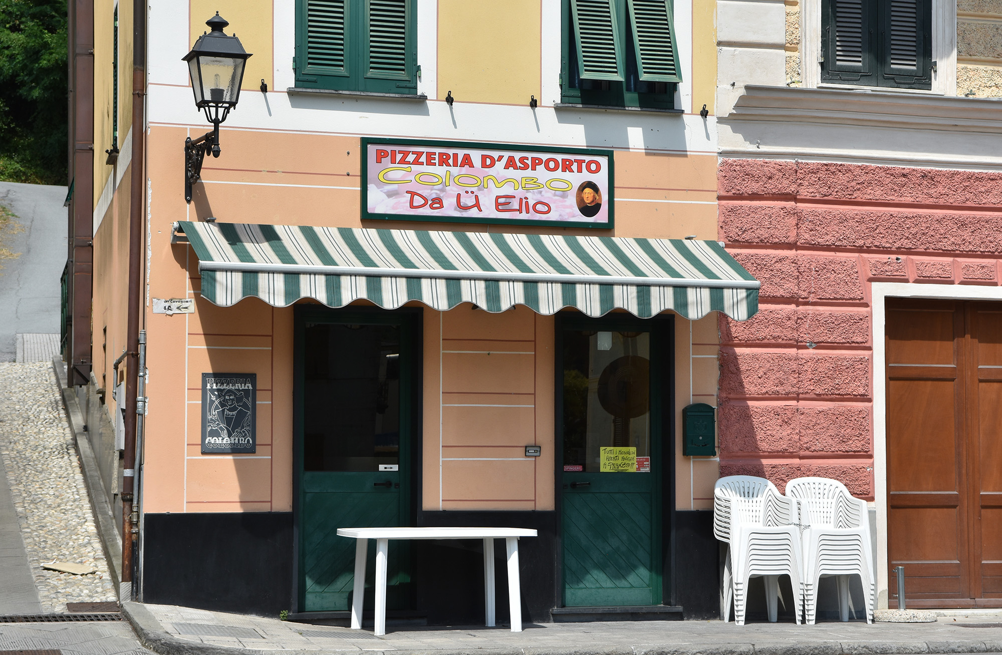 Pizzeria Colombo