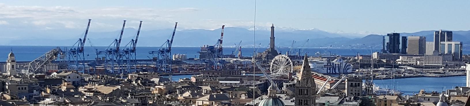 Genova, Città Metropolitana di Genova e Regione Liguria raccontate dal quotidiano spagnolo El Pais