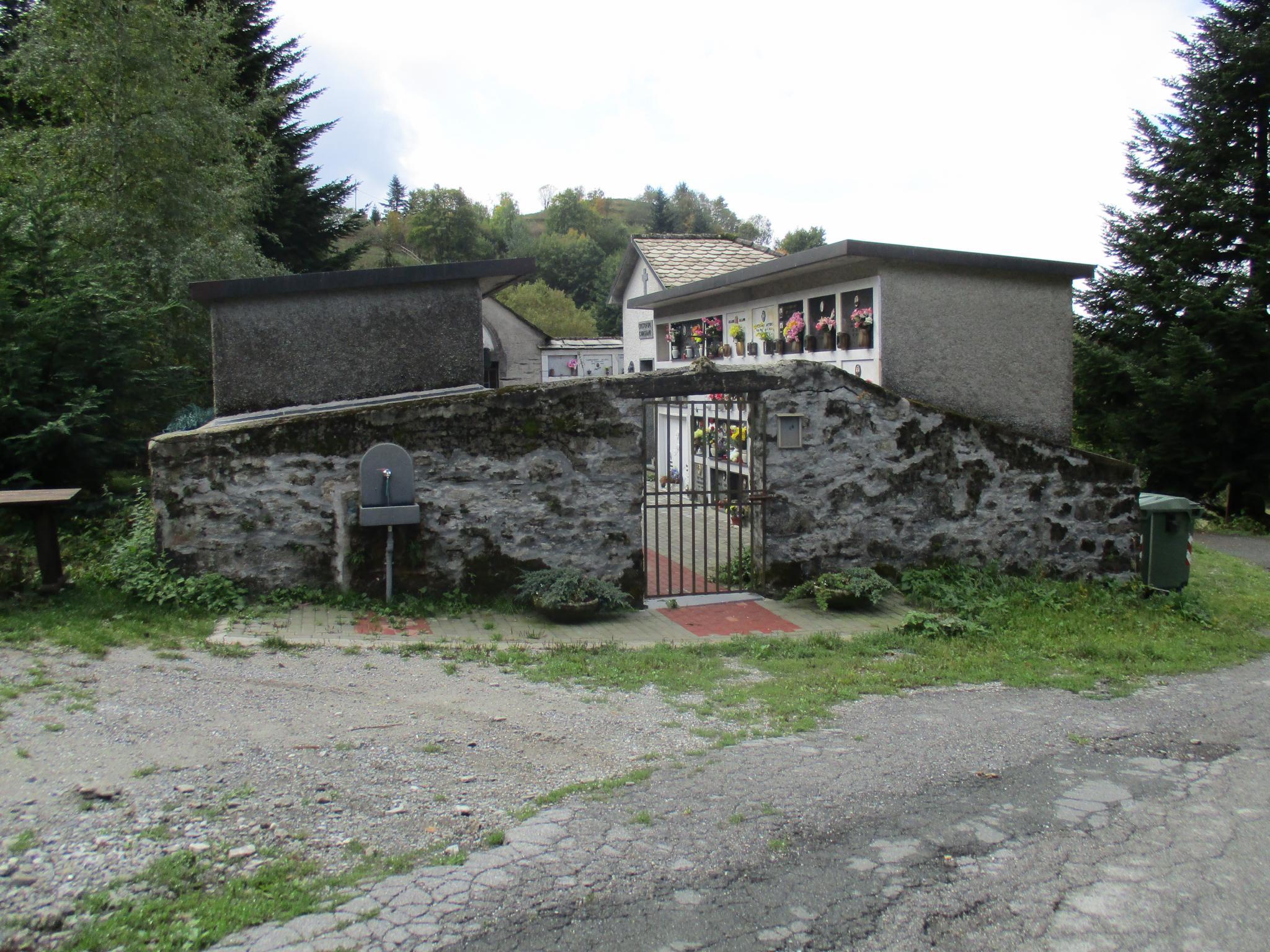 Cimitero di Barbagelata