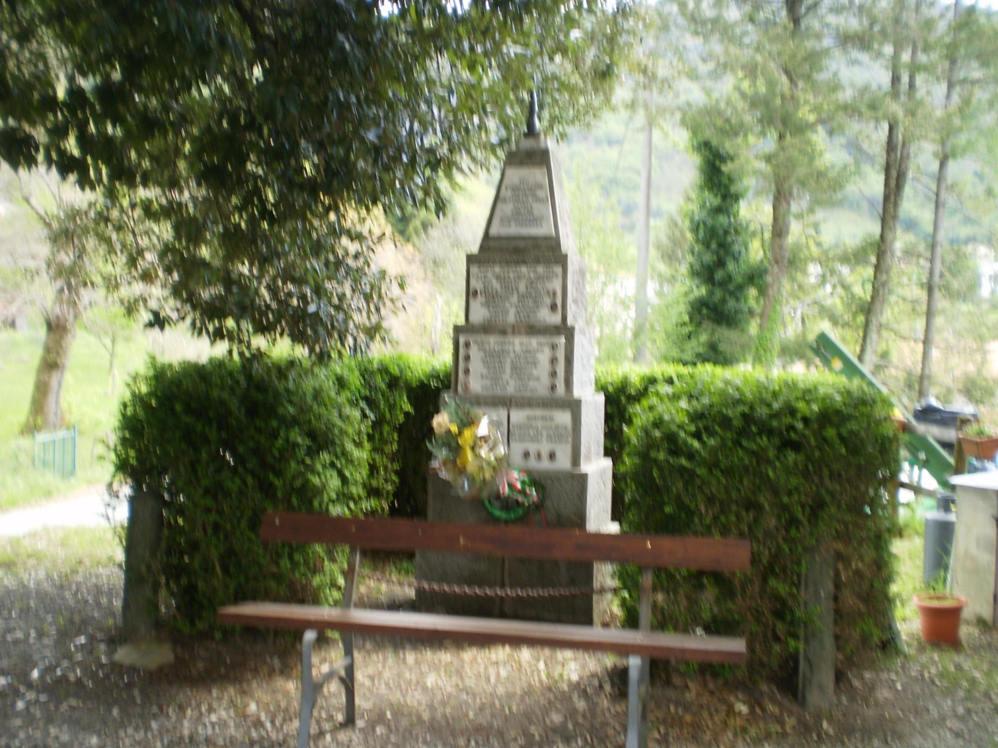 Vista monumento