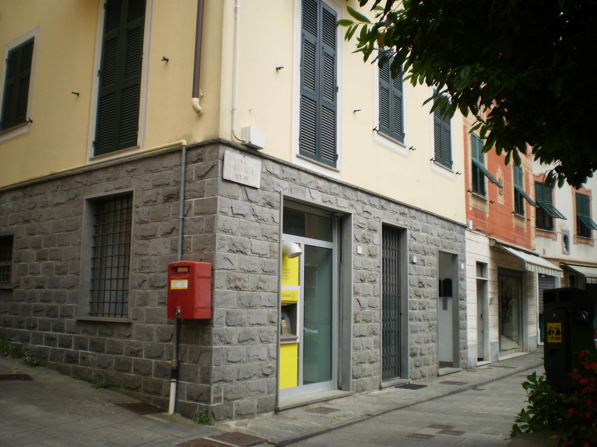 Poste Italiane di Borzonasca | fuorigenova