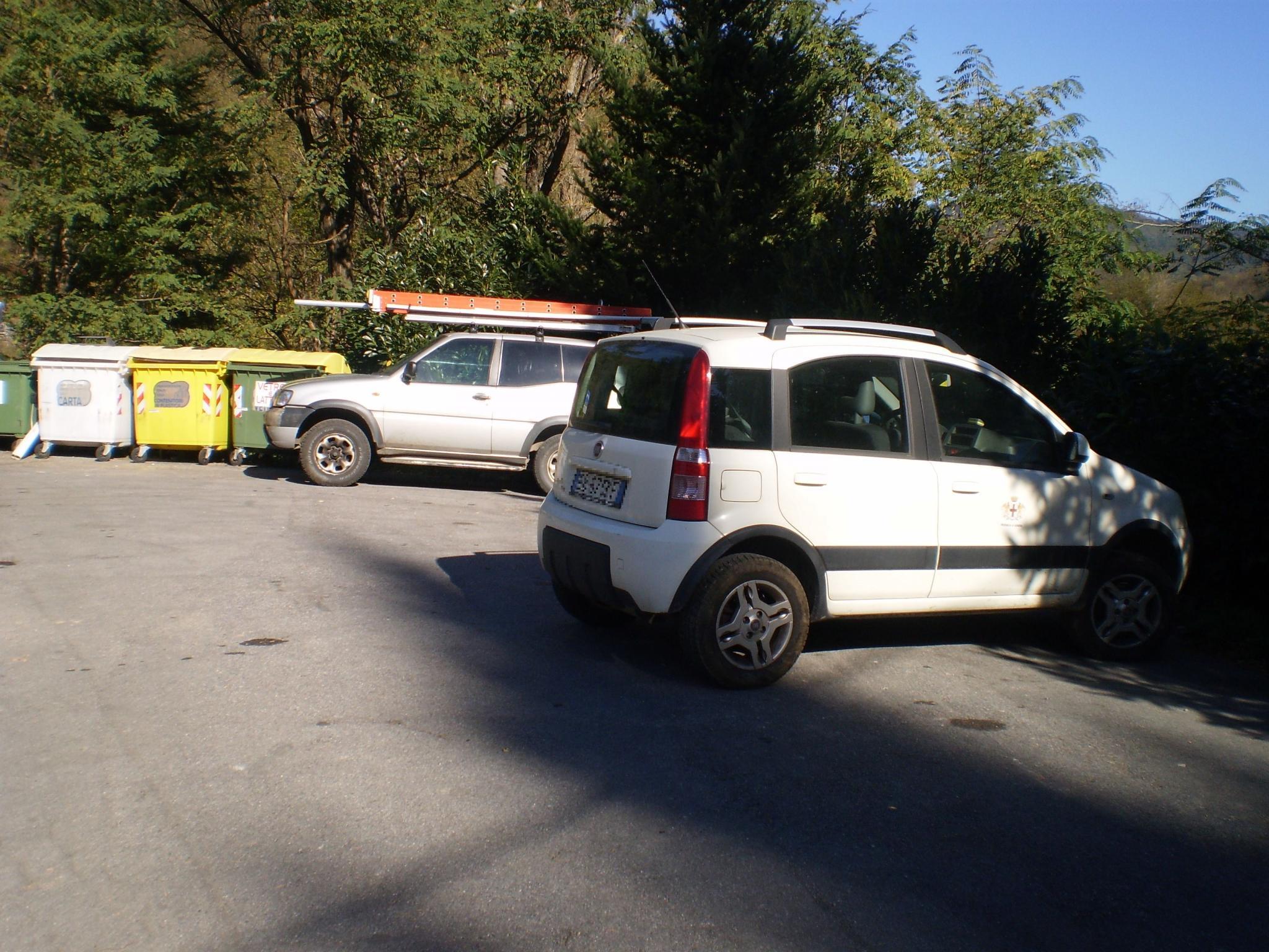 Parcheggio pubblico Due Ponti