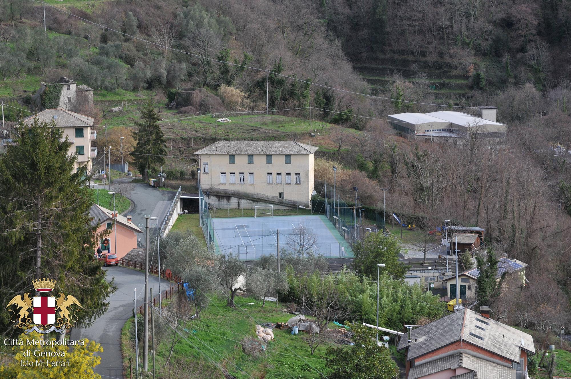 centro sportivo Dondero