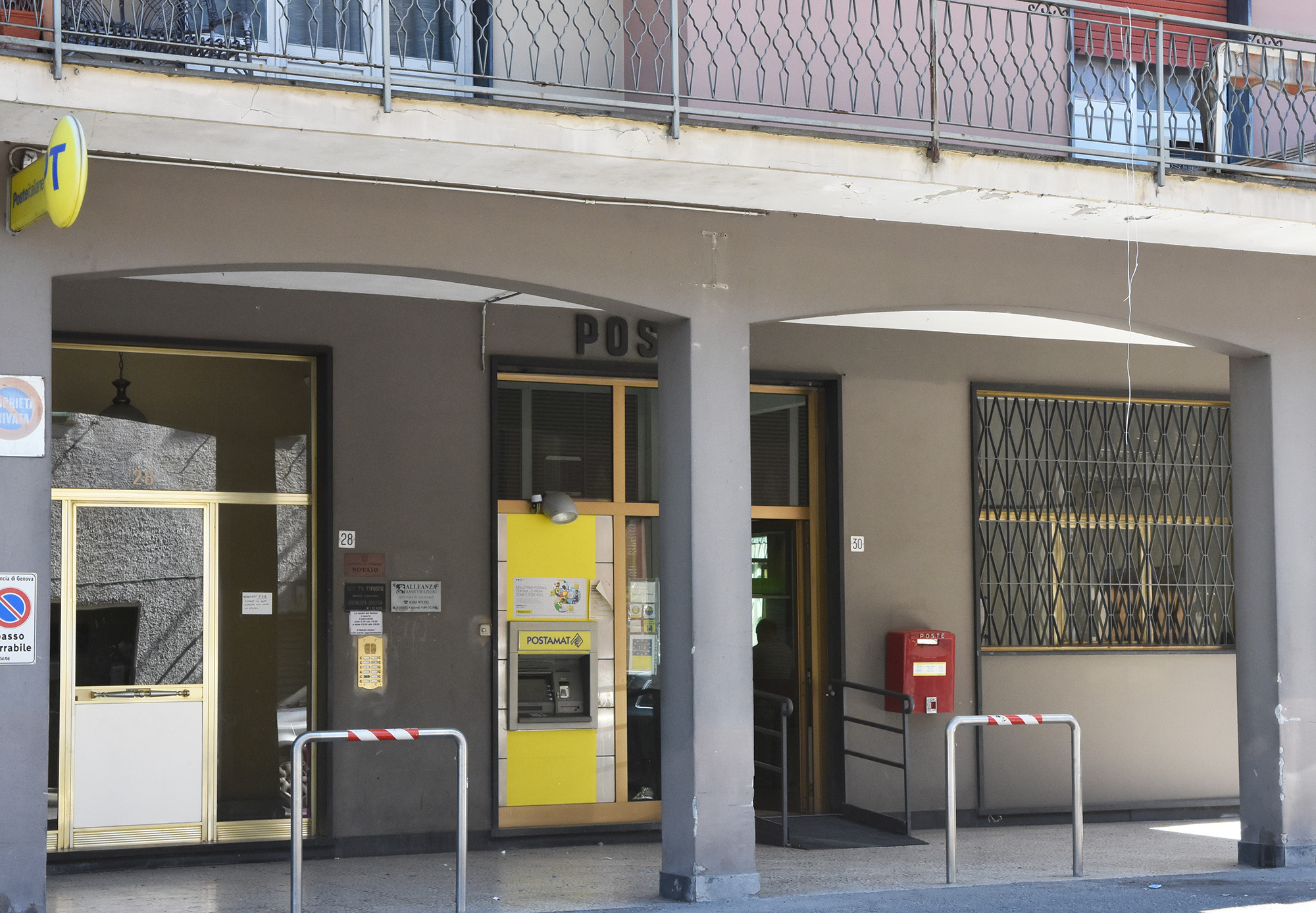 ufficio postale di Cicagna