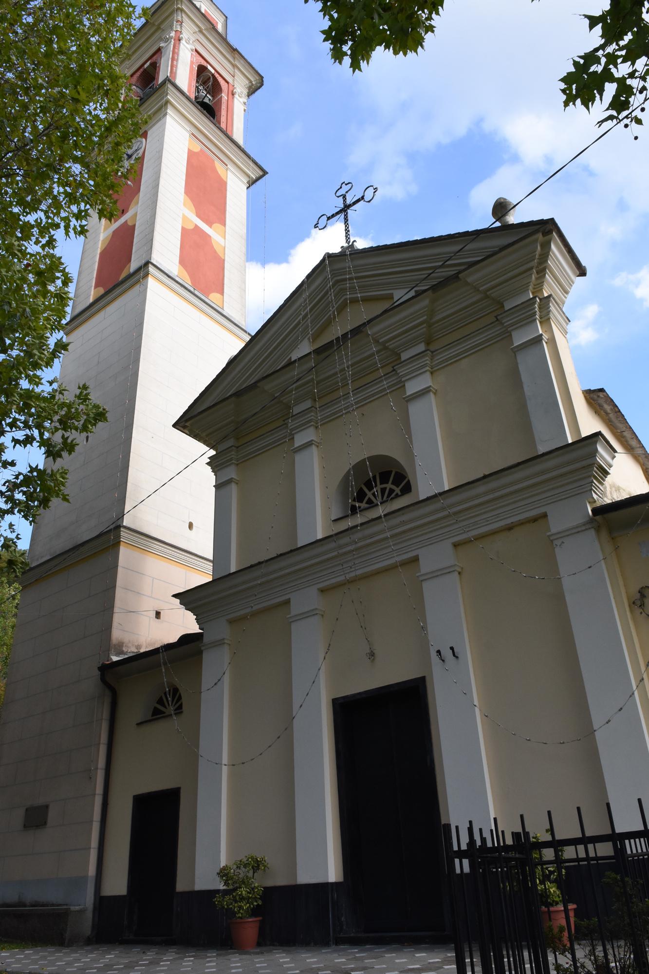 Parrocchia di San Marco D'Urri