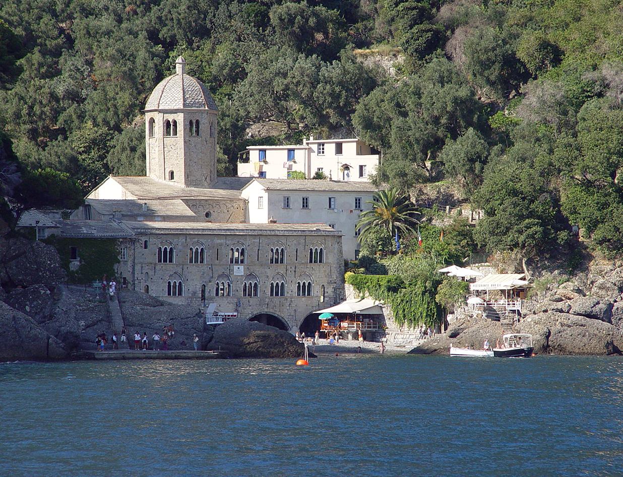 complesso abbaziale san fruttuoso di capodimonte