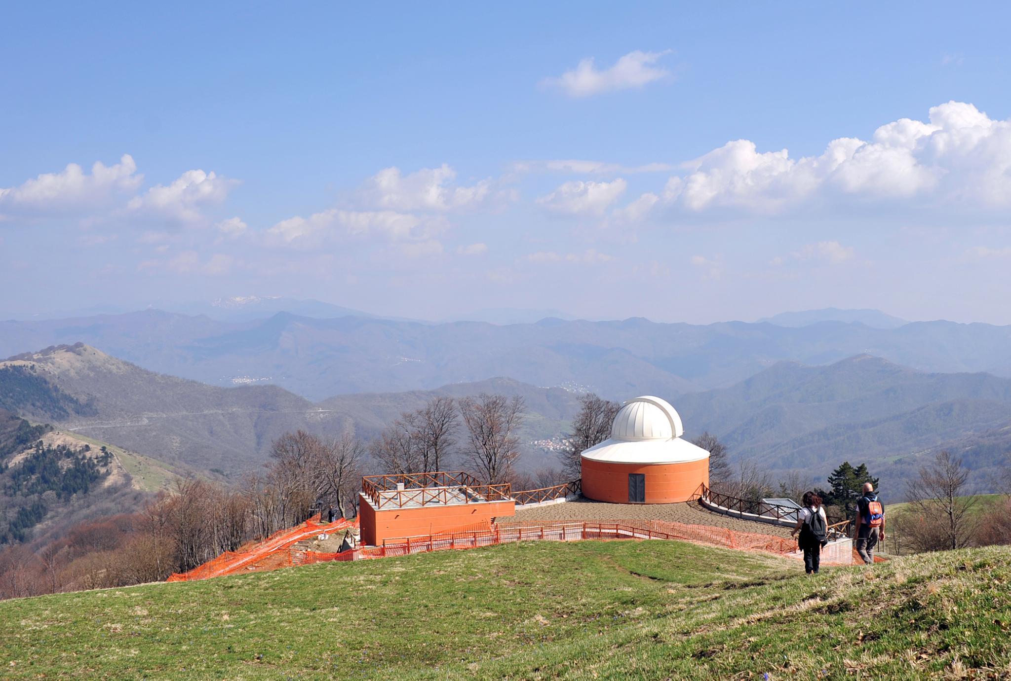 centro astronomico Casa del Romano
