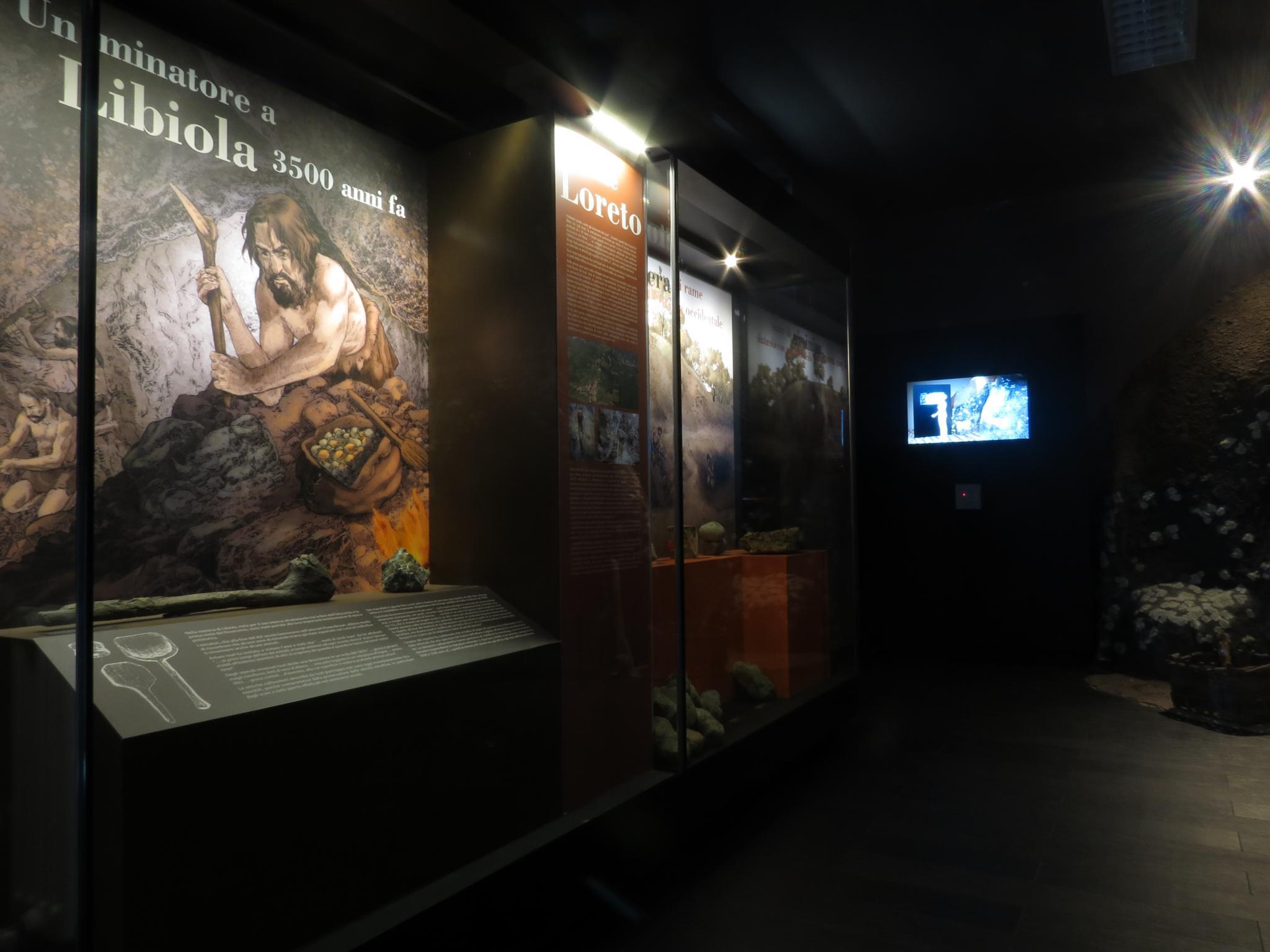 Museo archeominerario di Masso-Castiglione Chiavarese (MuCast)