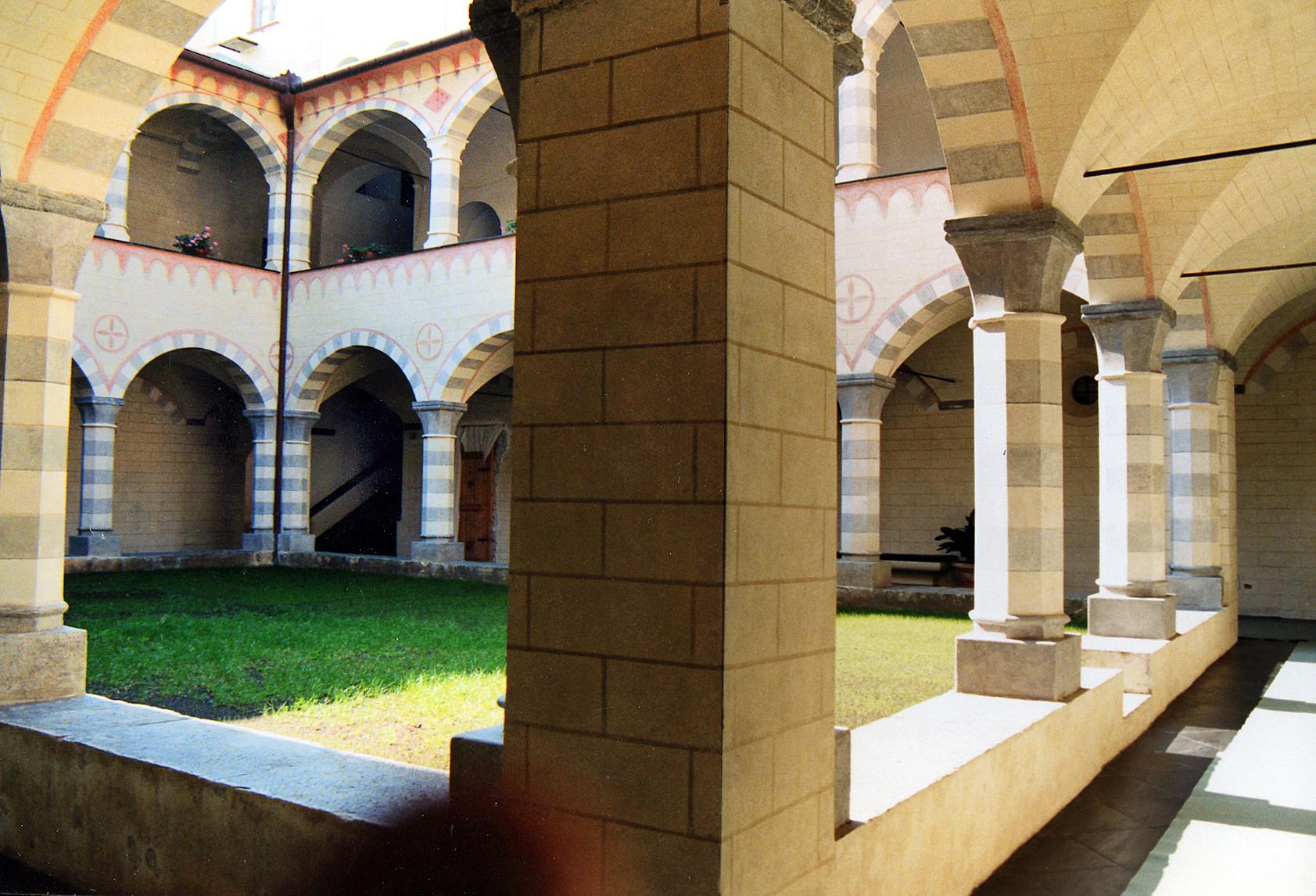 abbazia di san girolamo della cervara e parco