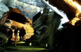cava di ardesia isolona di orero e museo della cava