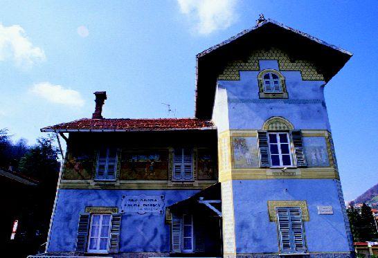 villa davidson di borgo fornari