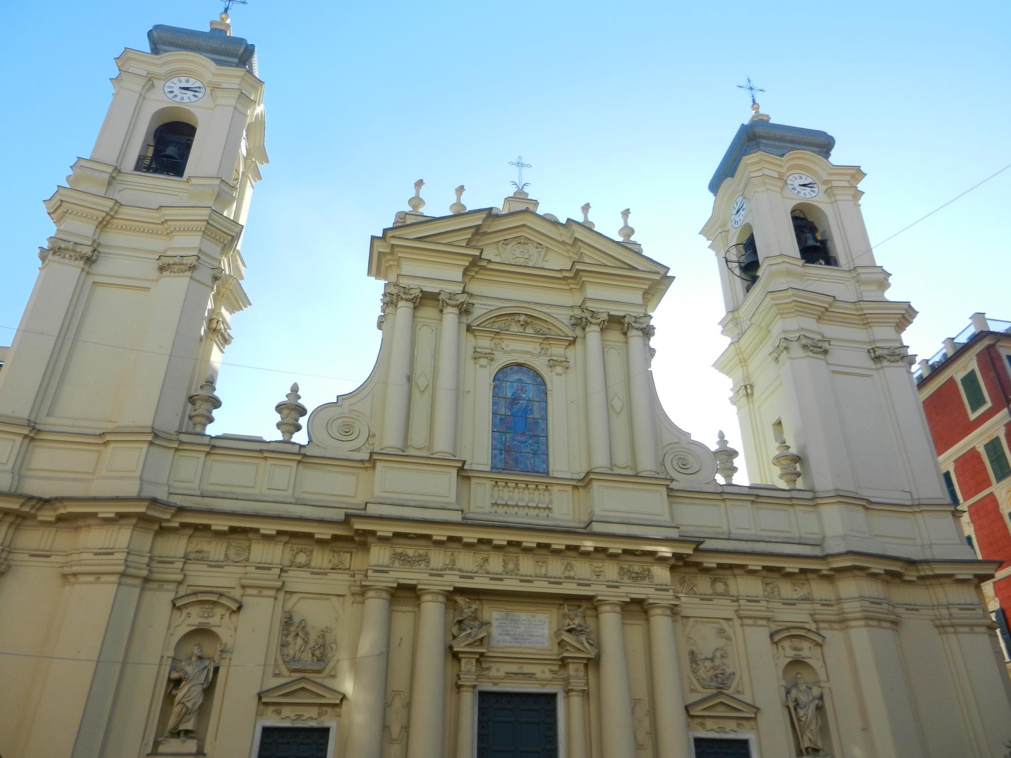basilica di santa margherita d'antiochia