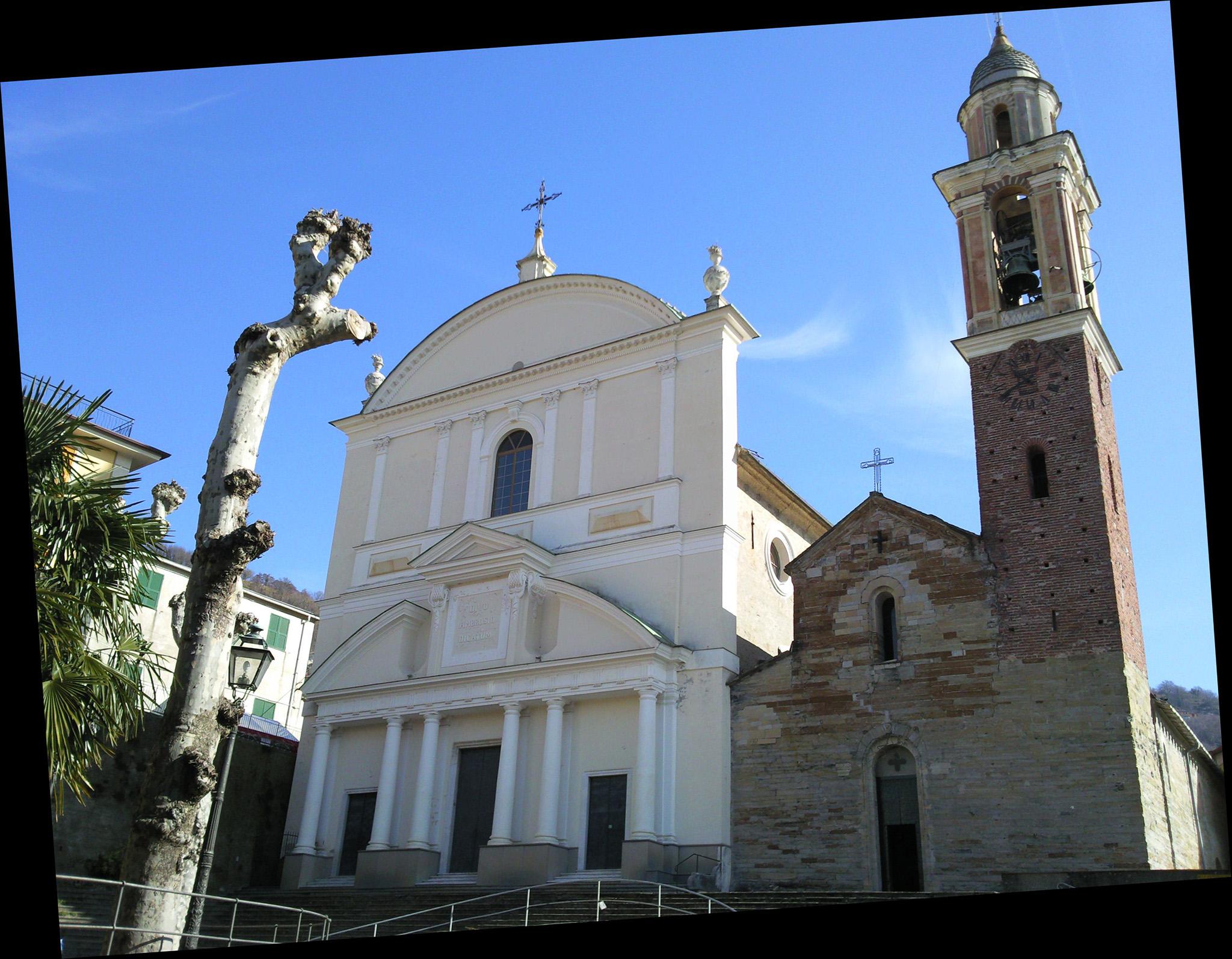 pieve e chiesa di sant'ambrogio