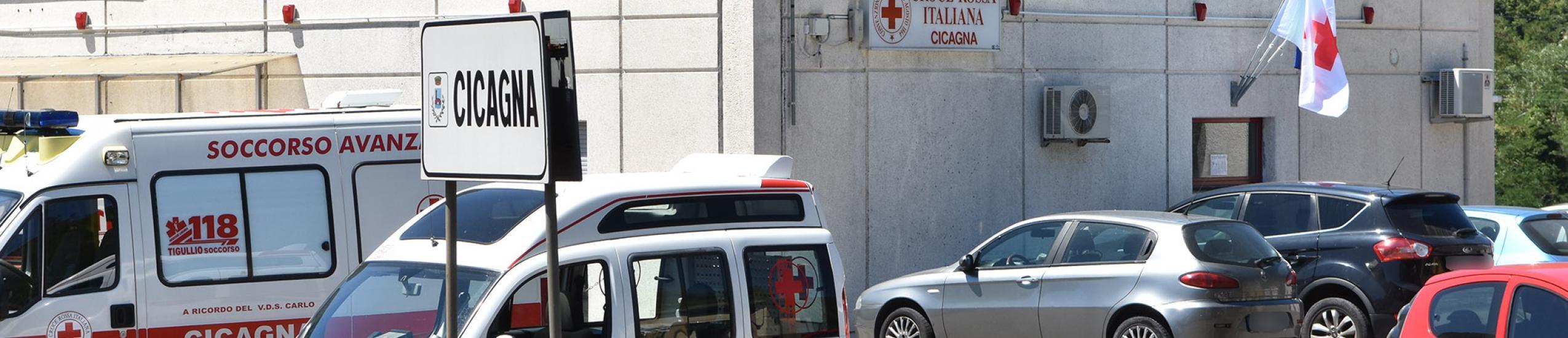 Croce rossa di Cicagna