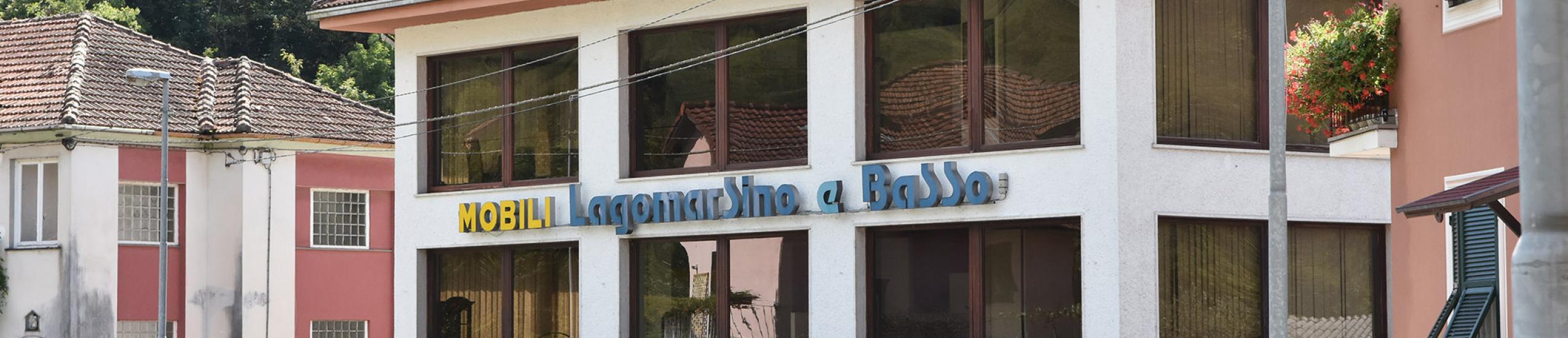 Lagomarsino e Basso - locale espositivo