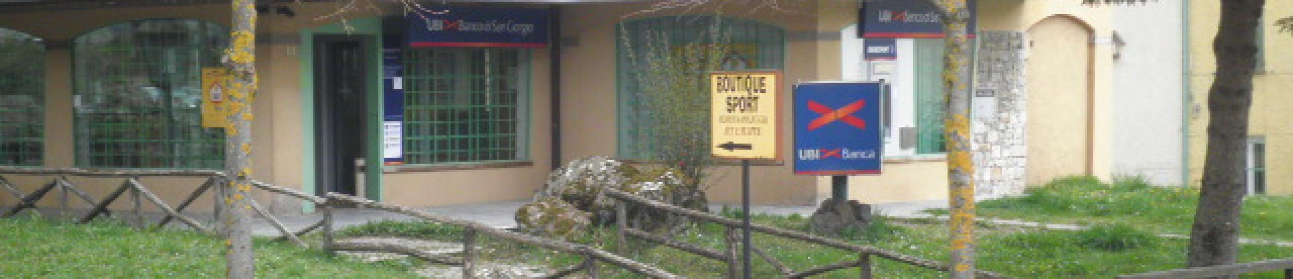 Banco san giorgio Santo Stefano