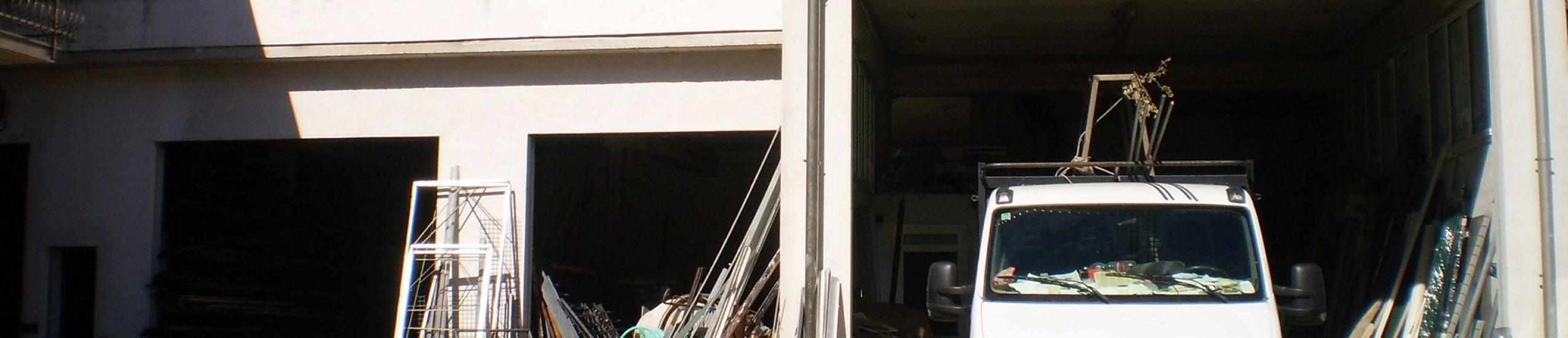 Carpenteria metallica di Massa Giambattista Valter