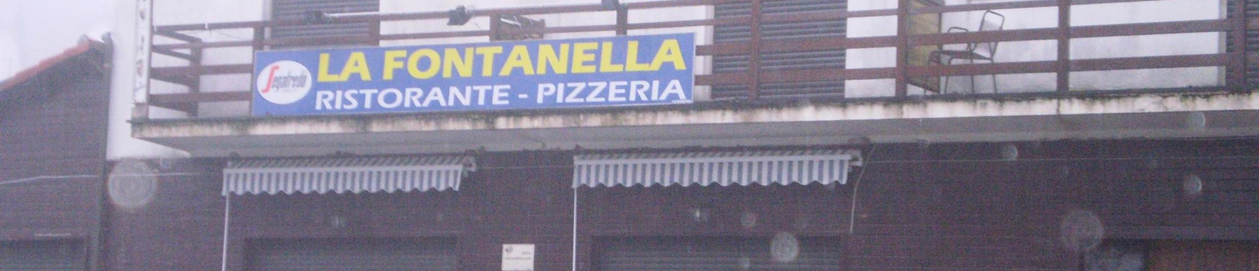esterno della pizzeria