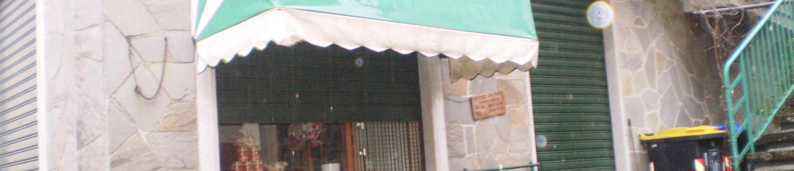 esterno del negozio