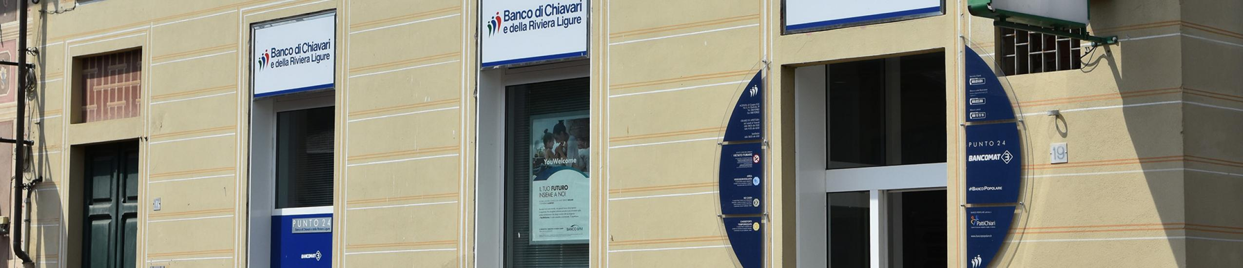 Banco di Chiavari Cicagna
