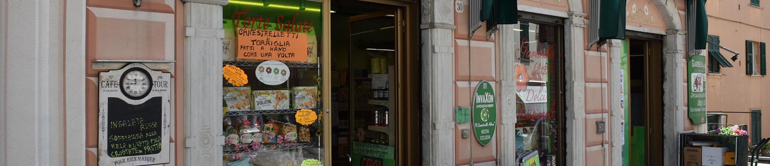 Market Crai Gardella