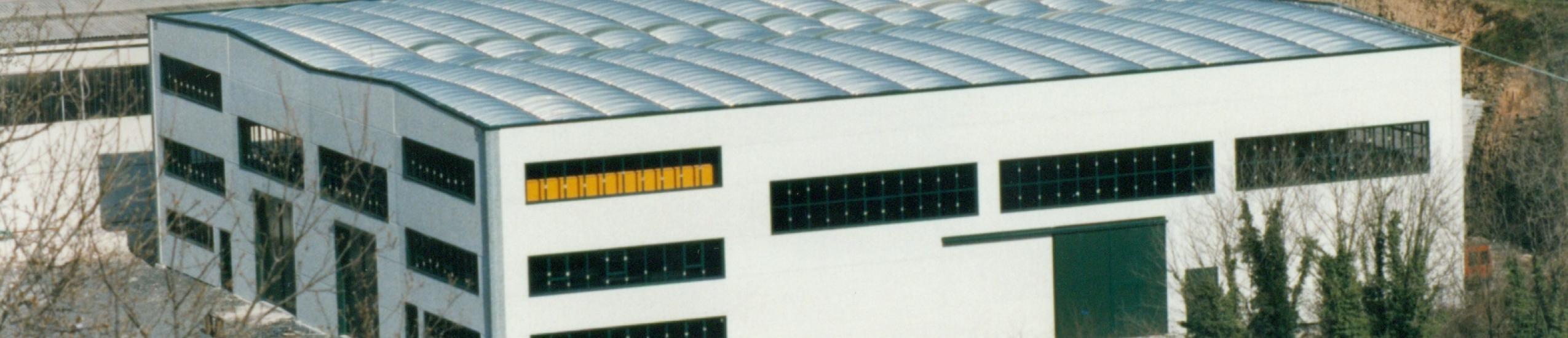 L'azienda vista dall'alto