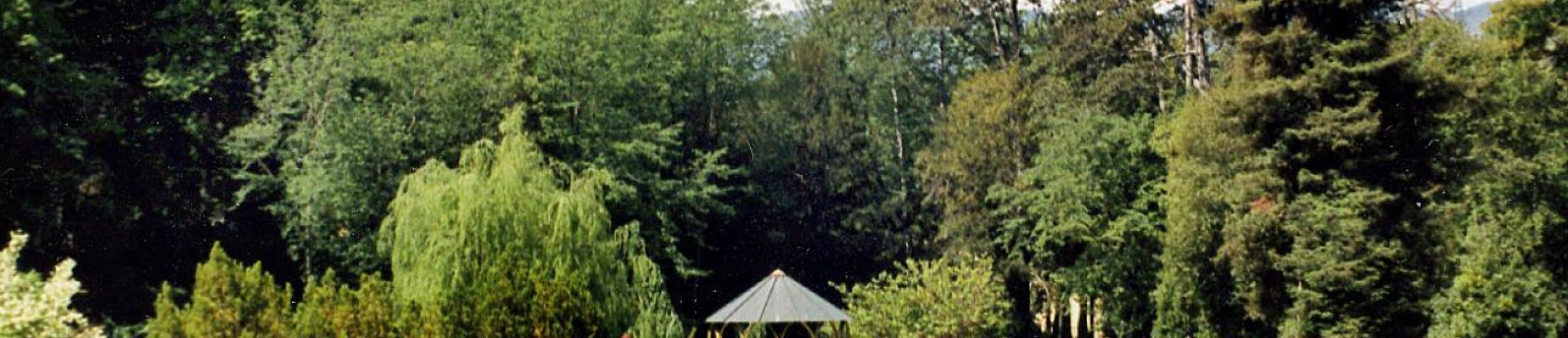 Giardini Villa Serra