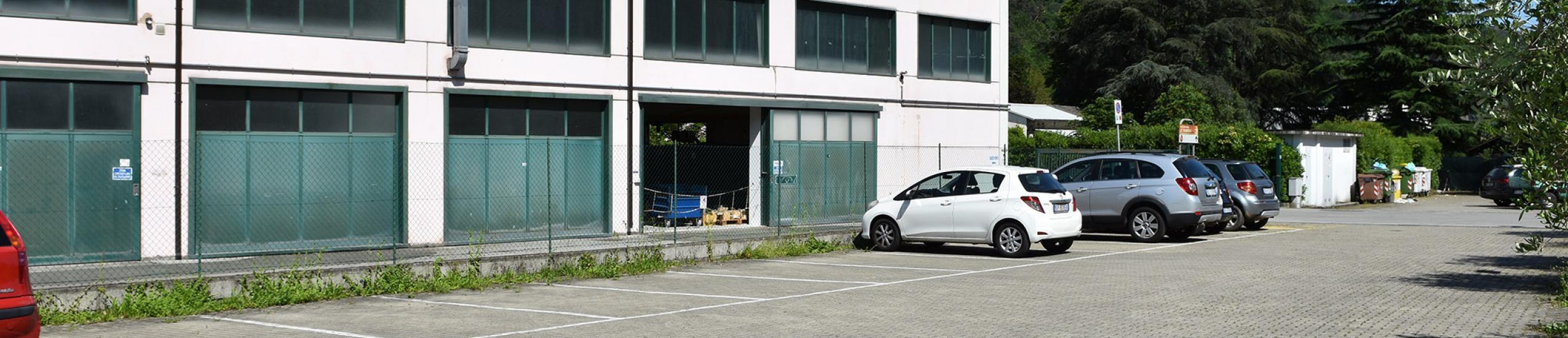 Parcheggi pubblici Loc Pian di Coreglia