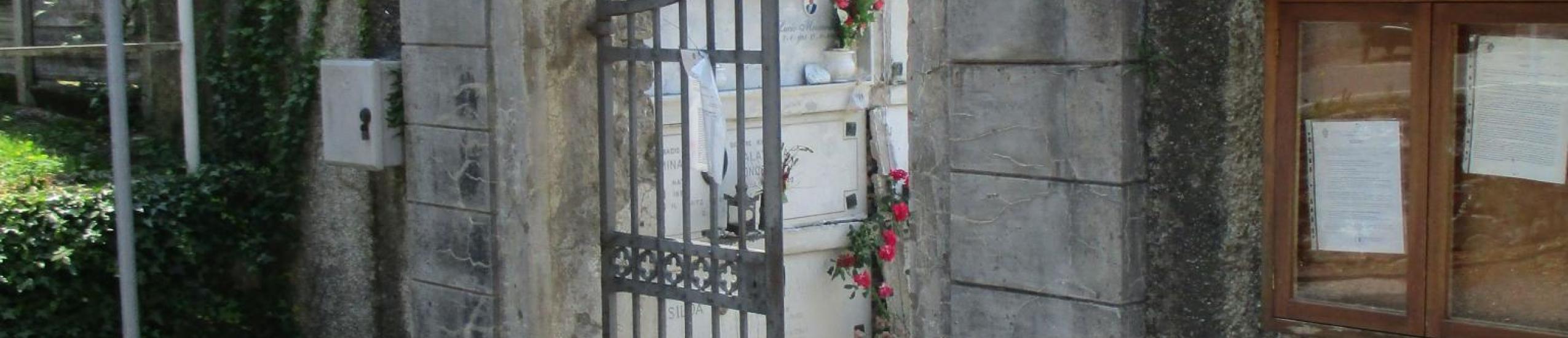 Cimitero vecchio di Torriglia (0)
