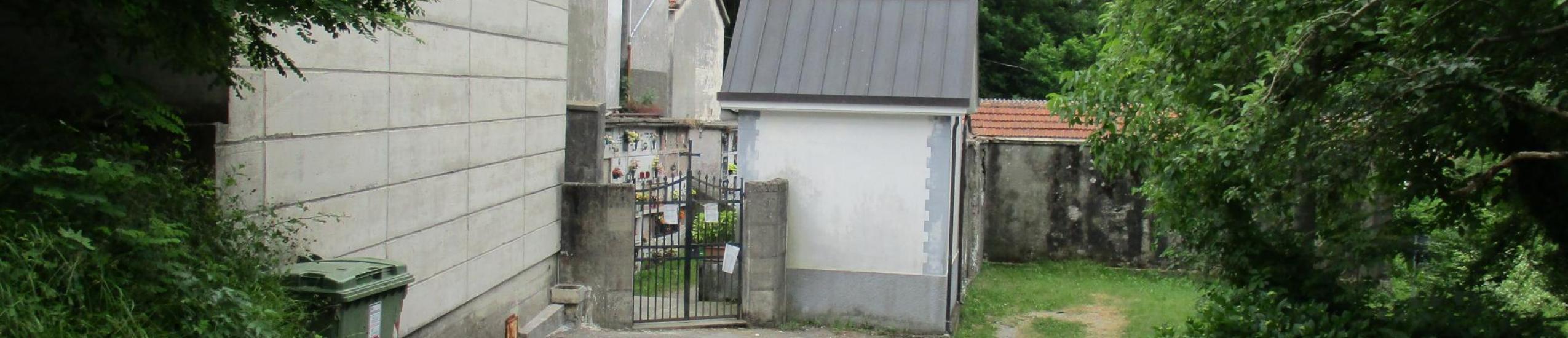 Cimitero Loc. Laccio Torriglia