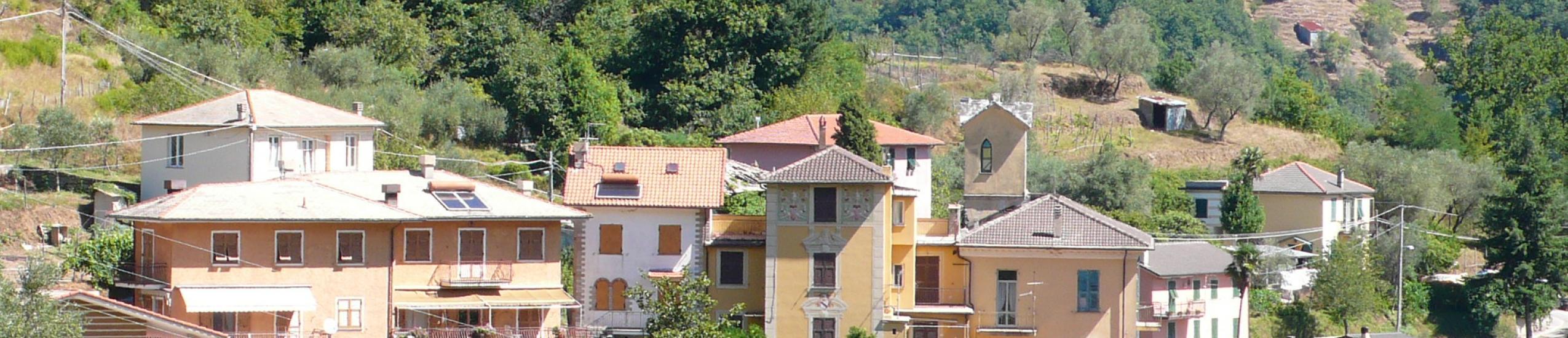 Vista dall'alto dell'edificio