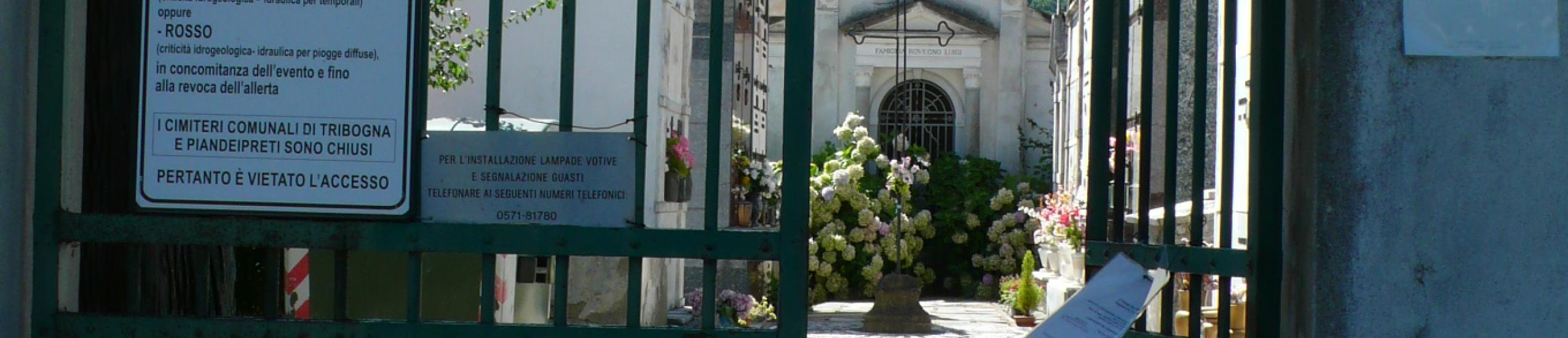 Cimitero di Tribogna