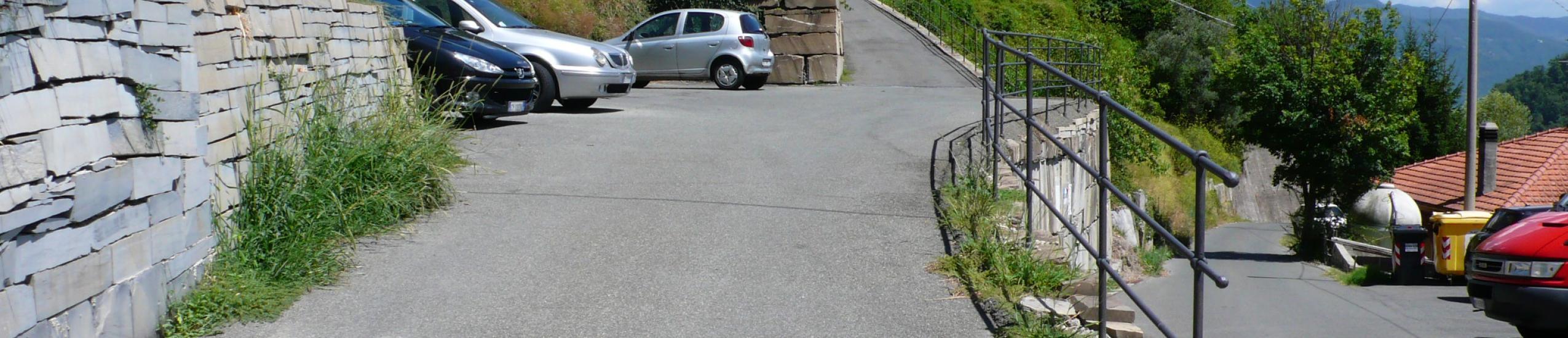 Parcheggio superiore