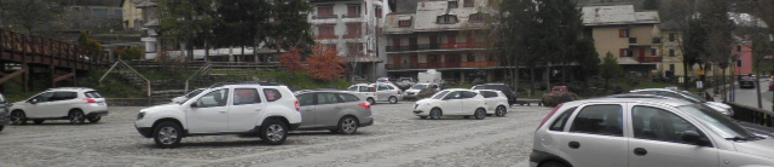 Parcheggio piazza del Popolo