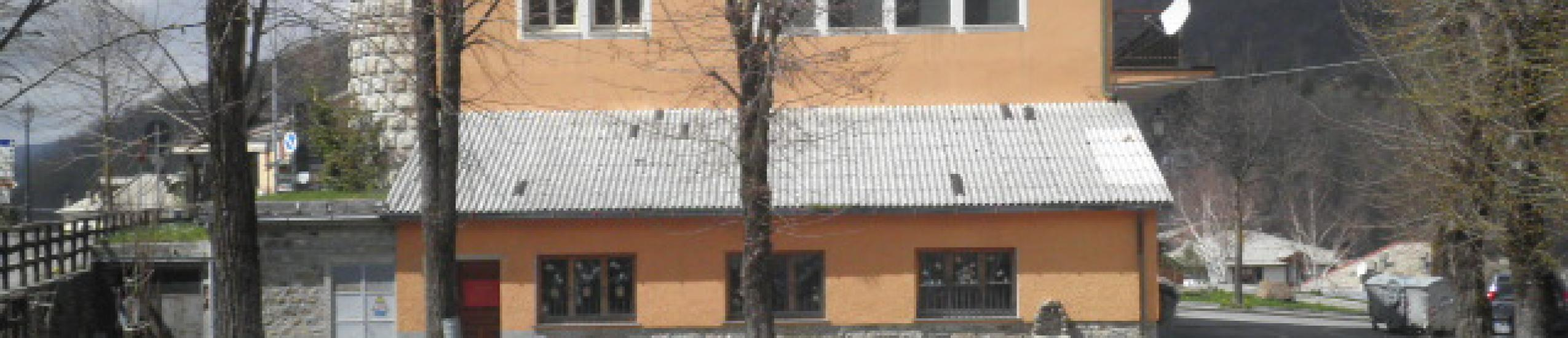 scuola Santo Stefano d'Aveto