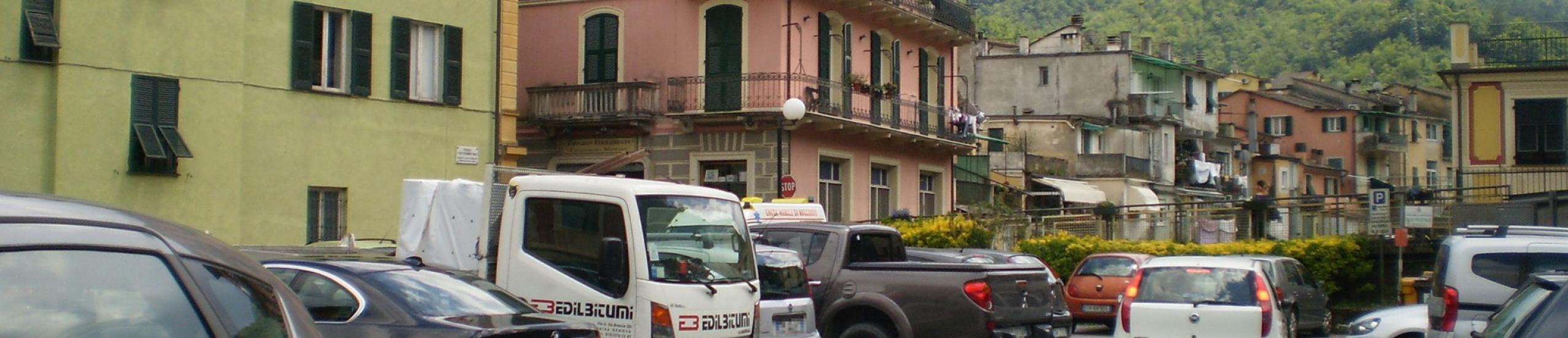 Parcheggio Piazza Marconi