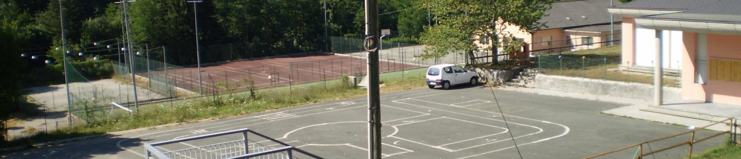 Parcheggio panoramica