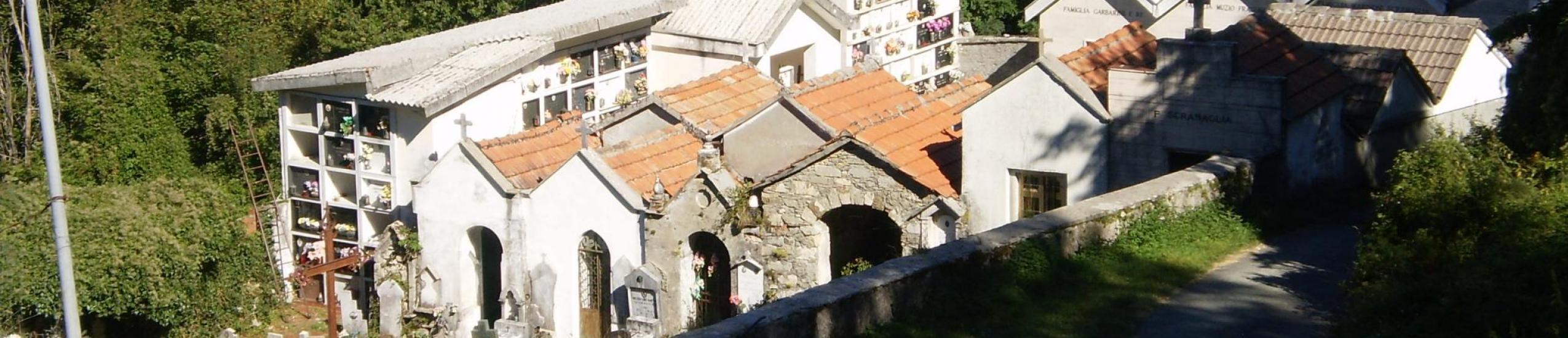 Cimitero vecchio e nuovo