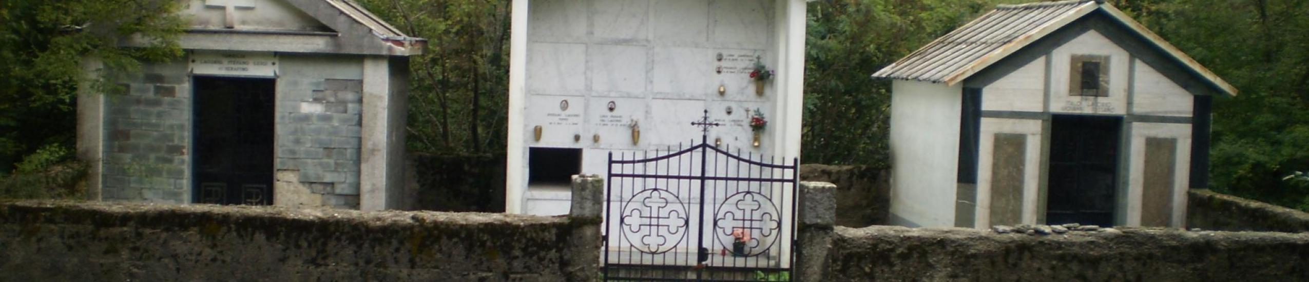 Panoramica cimitero