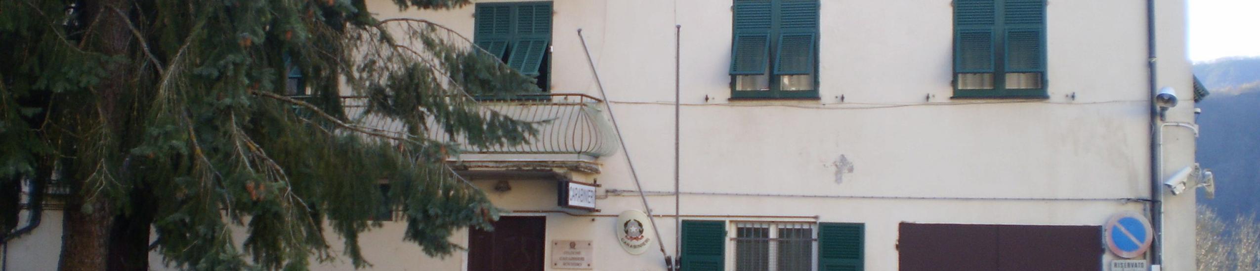 Caserma dei Carabinieri di Rovegno