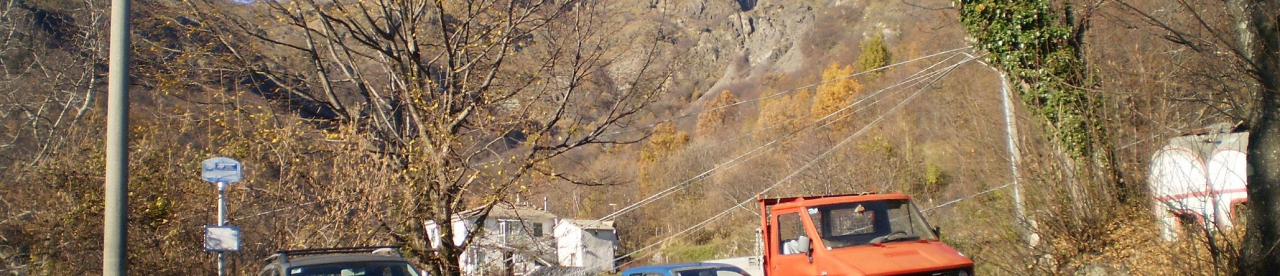 Parcheggio Località Crosi