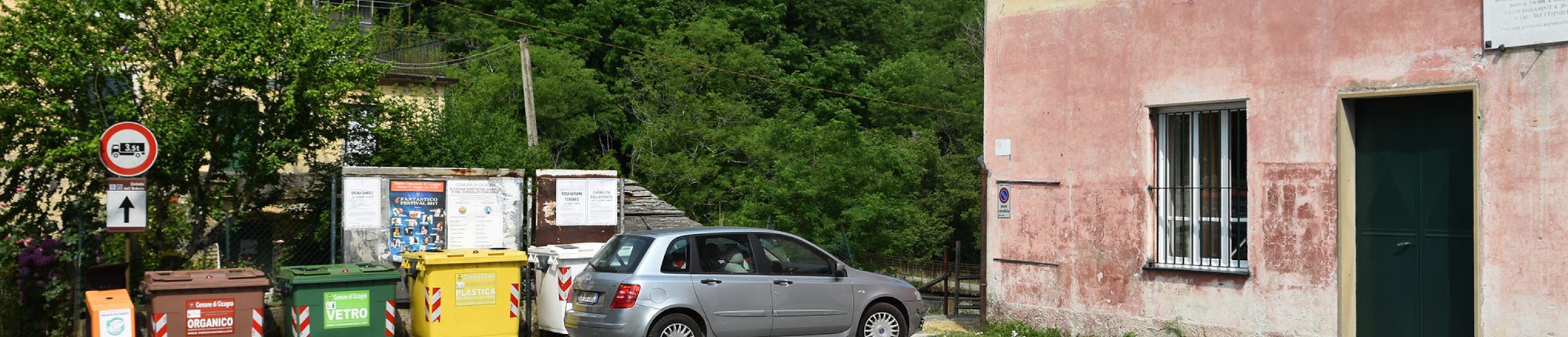 Parcheggio San Rocco