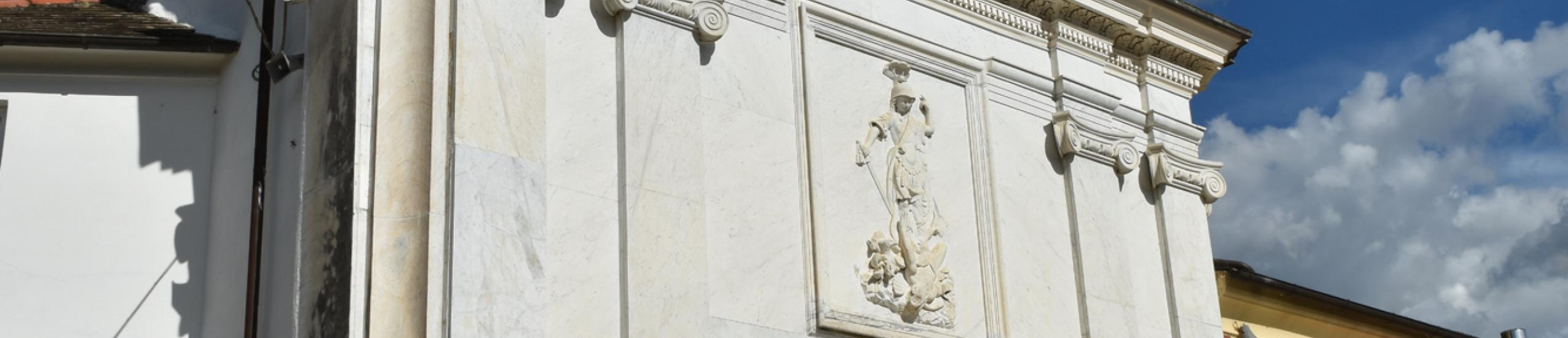 San Michele Arcangelo  di Soglio
