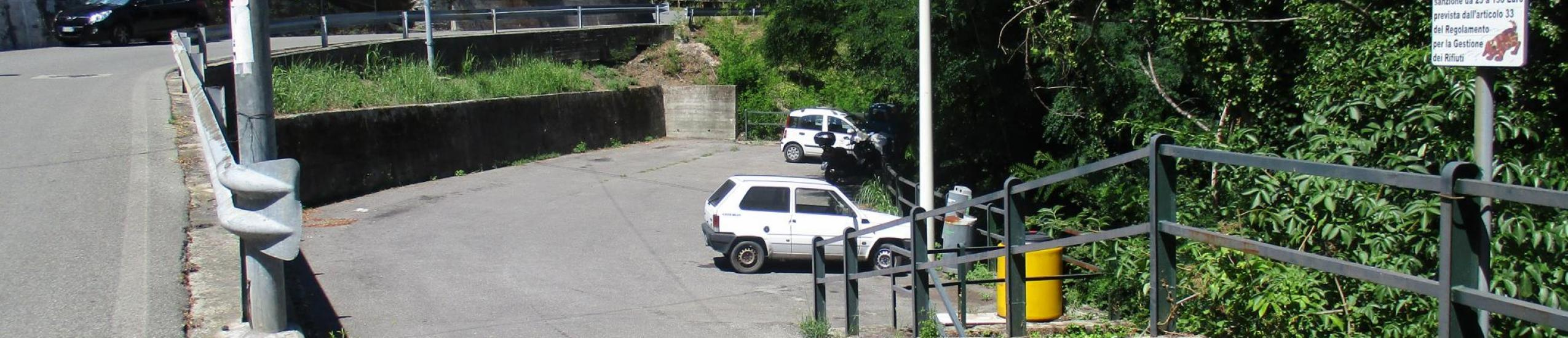 Il parcheggio sottostrada