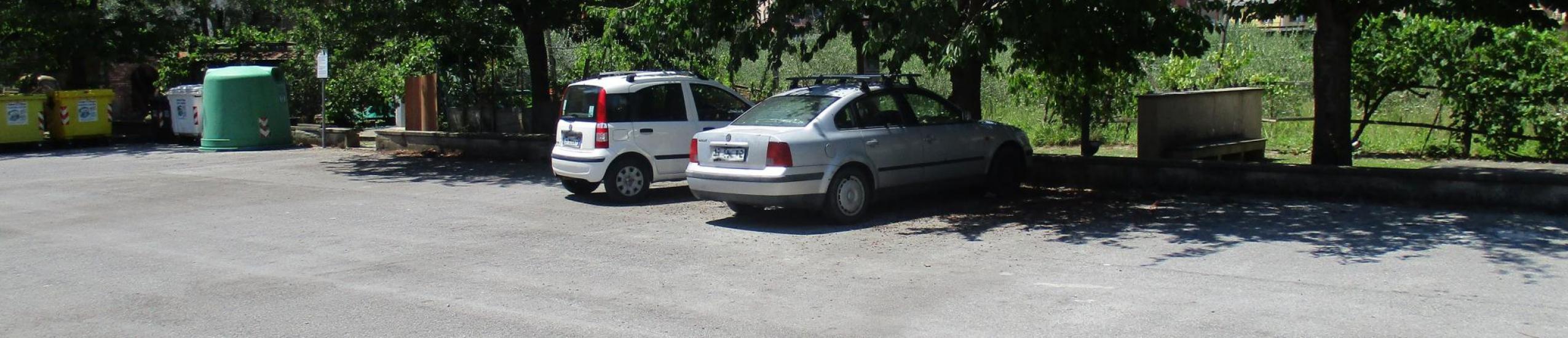 Parcheggio pubblico Bassi campo sportivo