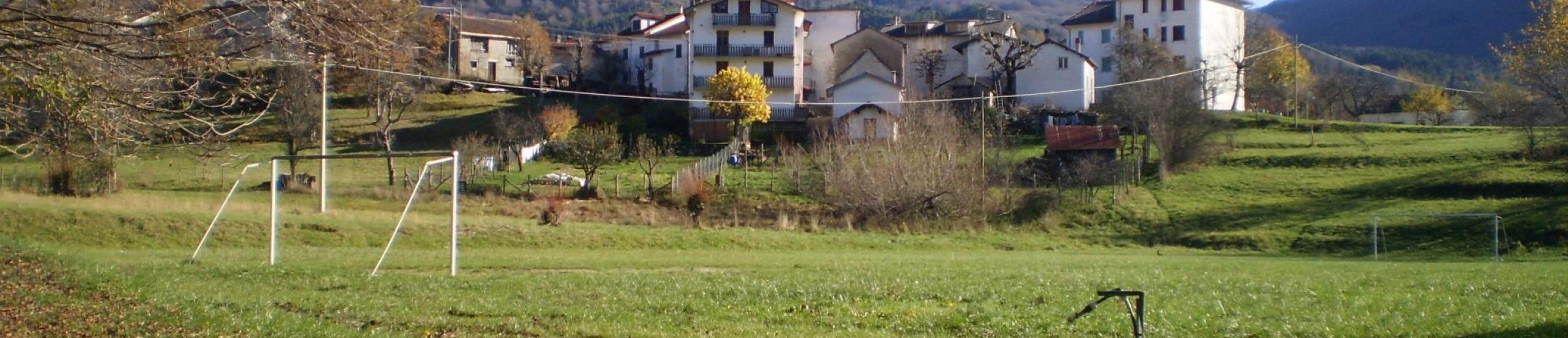 il campo in erba