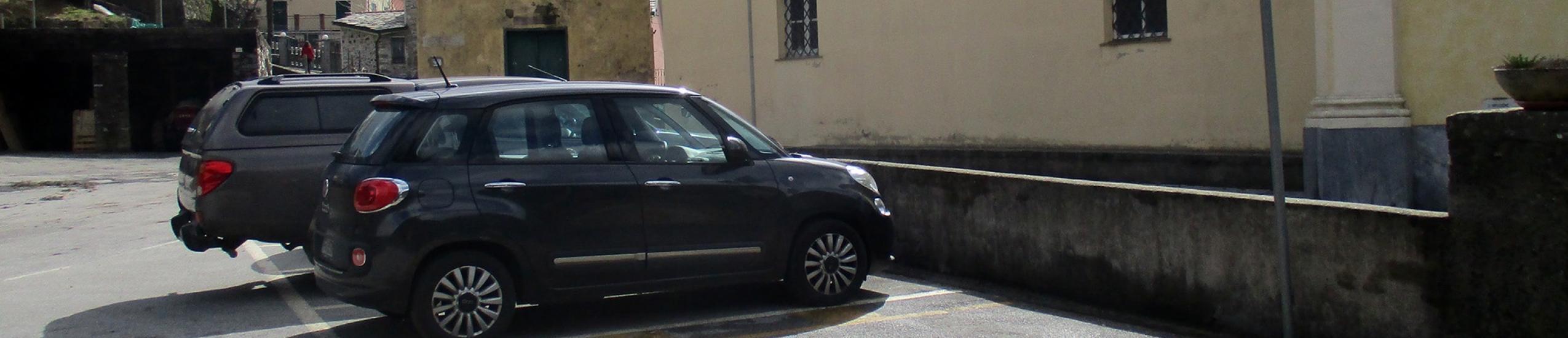 parcheggio Corte