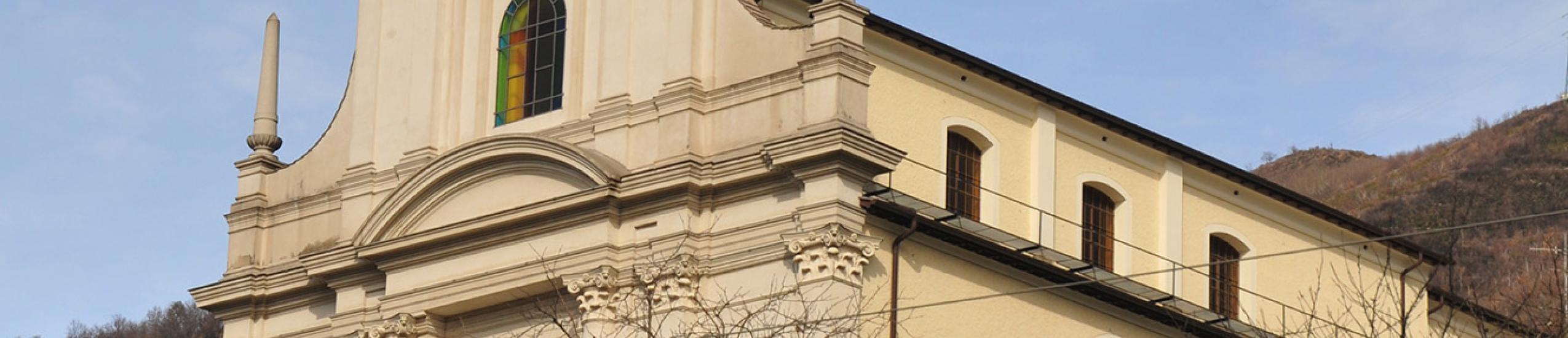 chiesa di Ferrada