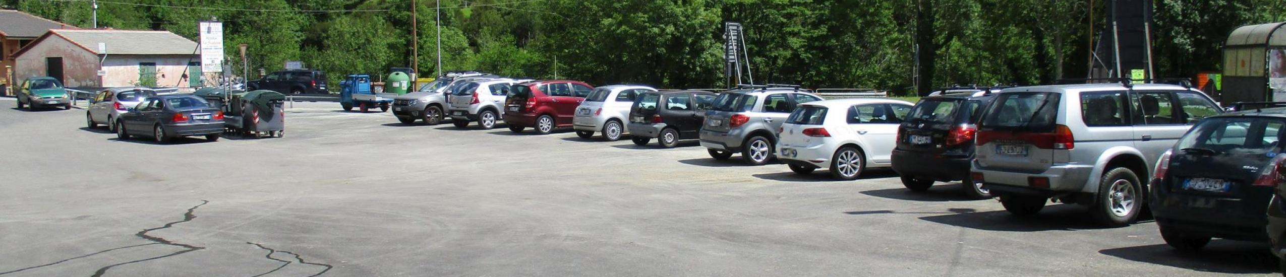 parcheggio ferriere
